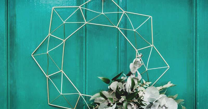 Beginner Fall Wreath Tutorial to Make a Super Simple Wreath Easily