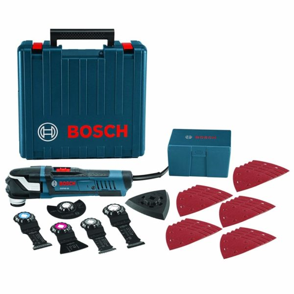 Bosch GOP40-30C Starlockplus Oscillating MultiTool Kit