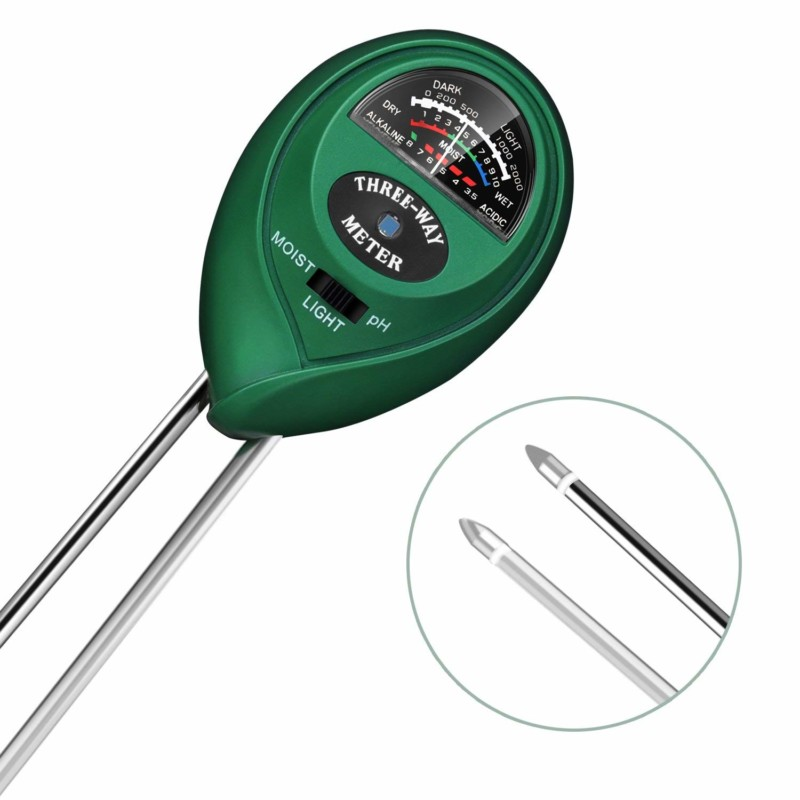 Enover 3 in 1 pH Soil Tester Meter