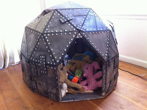geodesic dome playhouse