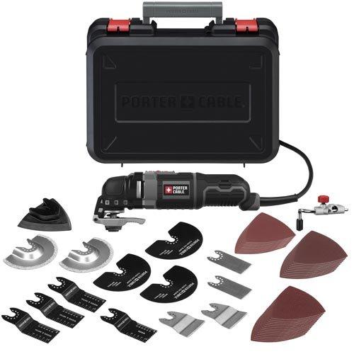 PORTER-CABLE PCE605K52 Oscillating Multi-Tool Kit