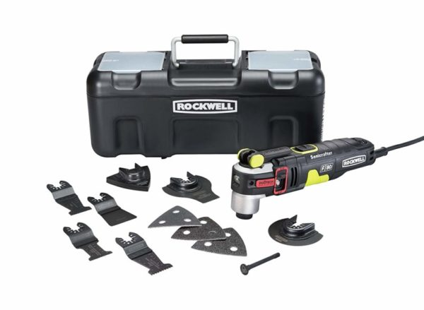 Rockwell RK5151K Sonicrafter F80 Oscillating Multi-Tool