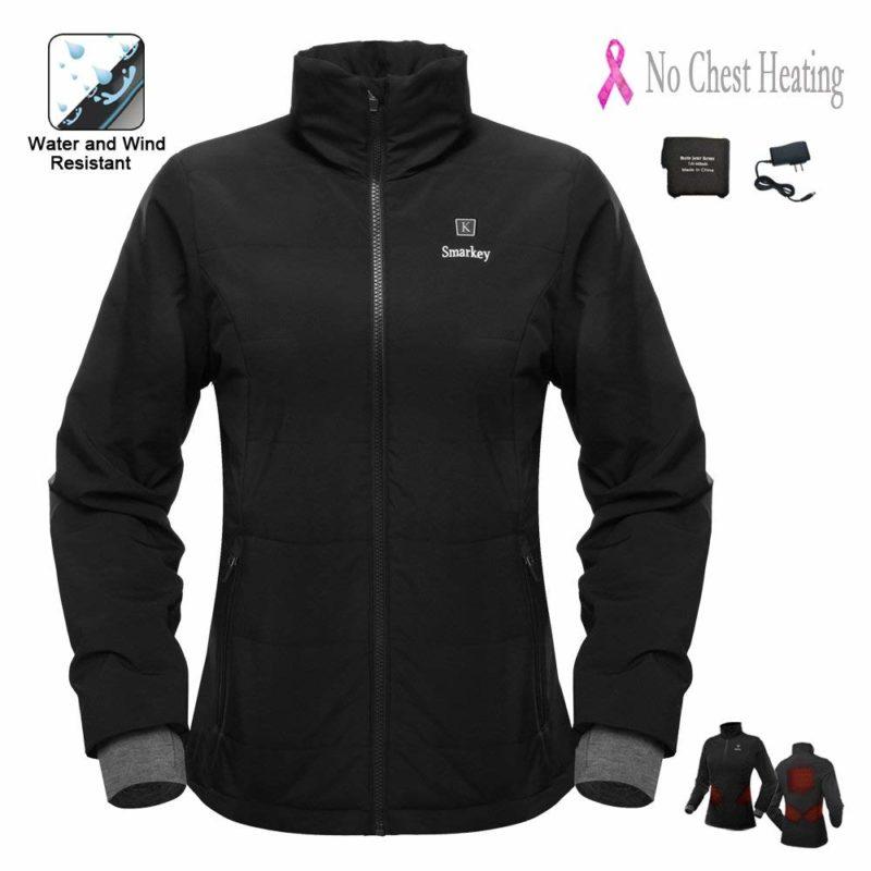 Smarkey Women's Heated Jacket