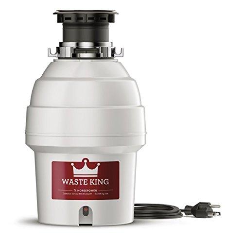 Waste King Legend Series L-3300 3/4 HP Garbage Disposal