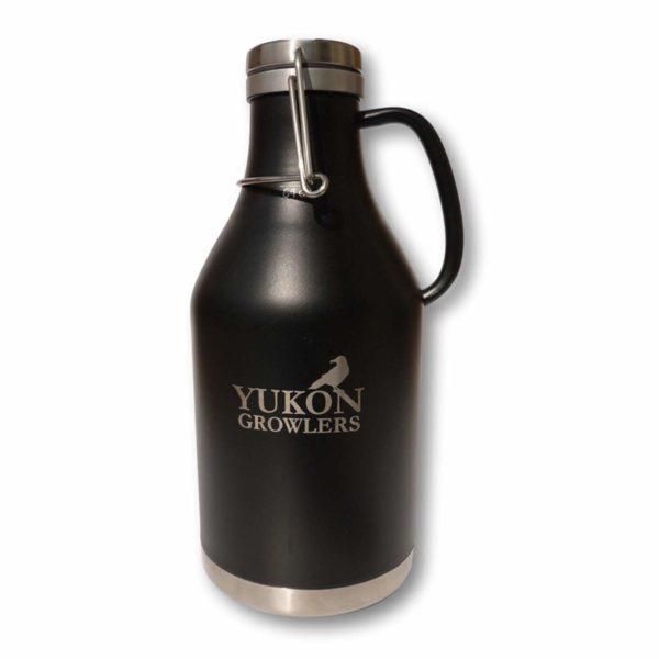 Yukon Growlers 4-pint Beer Growler