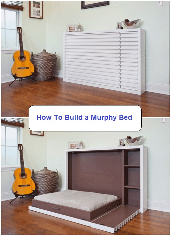 Dog Murphy Bed Diy Ideas