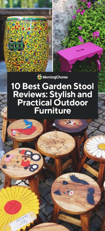 10 Best Garden Stool Reviews Stylish And Practical