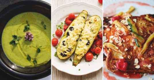 125 Brilliant Zucchini Recipes to the Rescue When Faced with a Rich Harvest
