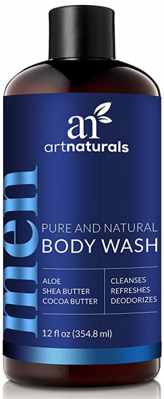 Art Naturals Men's Body Wash