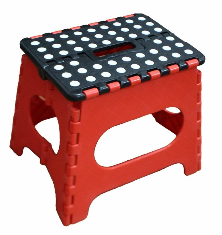 Jeronic Folding Step Stool