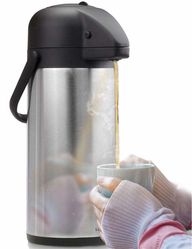 Vondior 102-ounceCoffee Carafe Thermos Flask