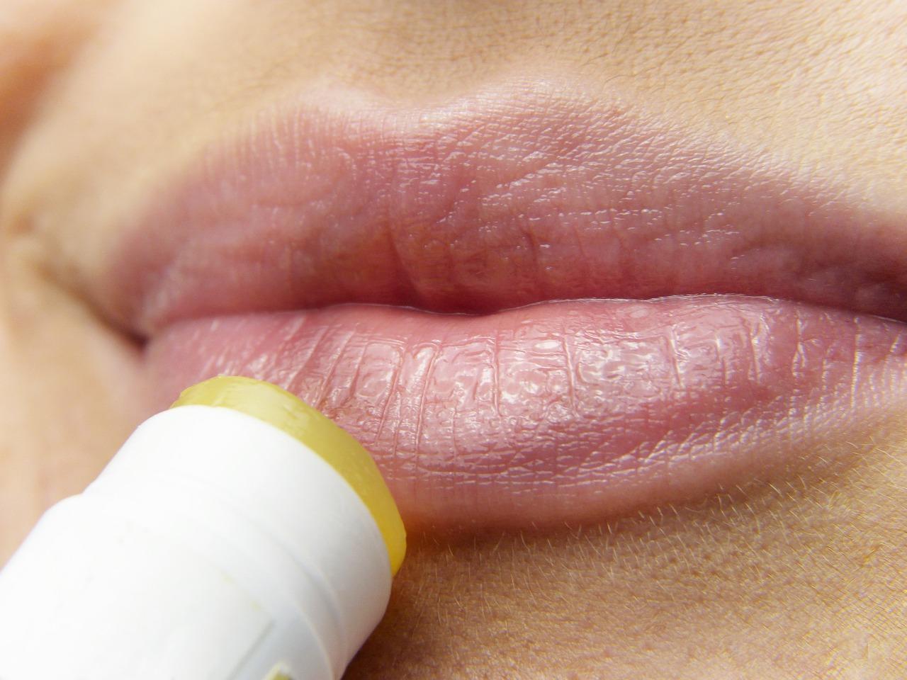 glycerin helps for winter lips