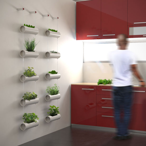 Vertical Herb Garden Ideas: 40 DIY Vertical Herb Garden Ideas To Have Fresh Herbs On Hand