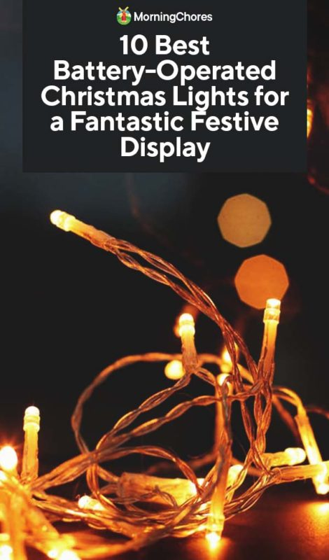 ... or designing a unique costume for the kids, the Homestarry fairy string  lights are incredibly versatile, stunningly beautiful, and so easy to use. - 10 Best Battery-Operated Christmas Lights For A Fantastic Festive