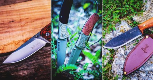 10 Best Camping Knife Reviews: Be Prepared for Your Next Camping Adventure