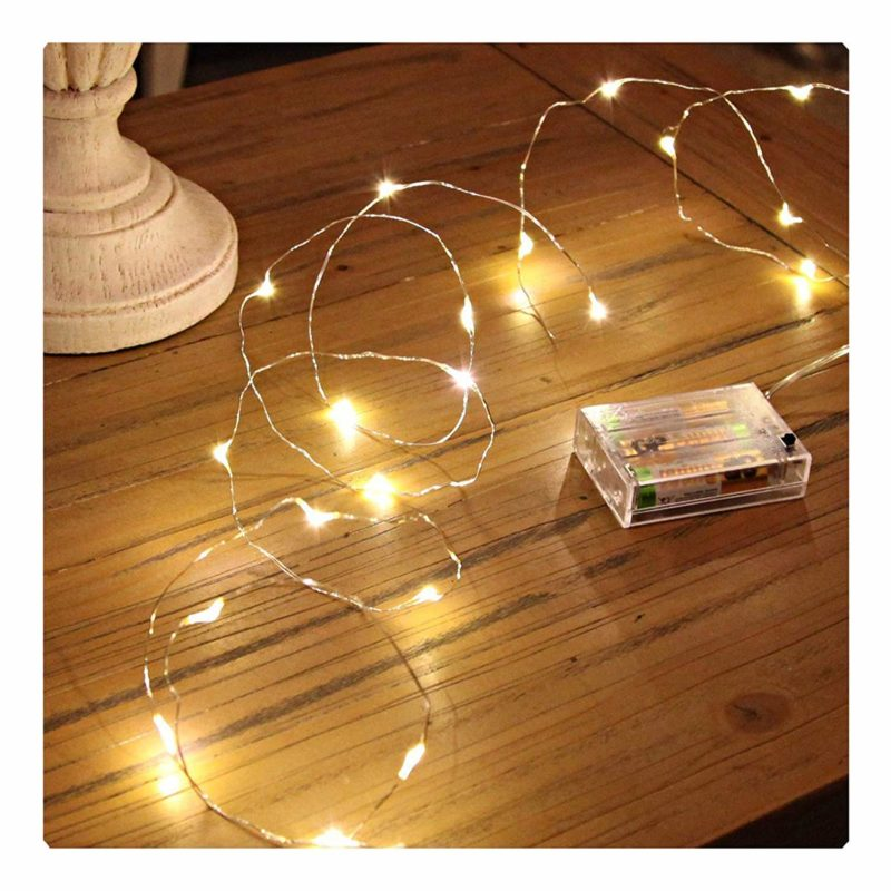 Sanniu Battery-powered Christmas Lights