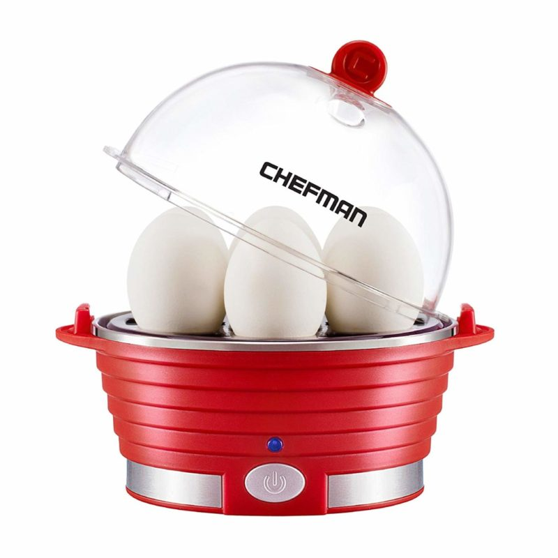 Chefman 6-capacity Electric Egg Cooker