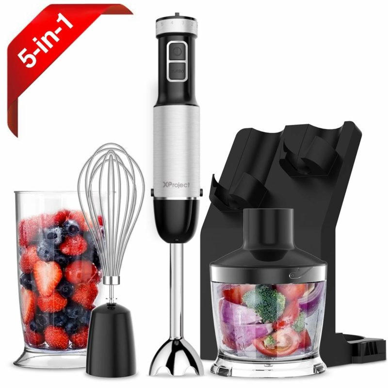XProject Immersion Hand Blender