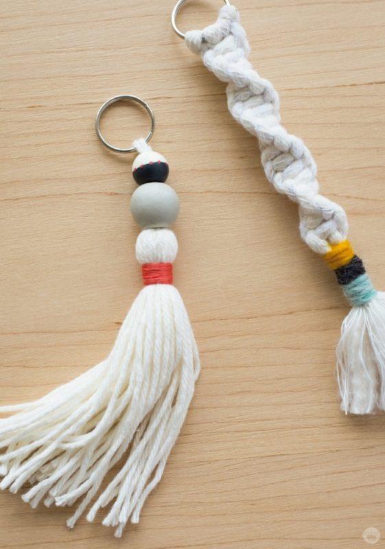 beginner macrame crafts
