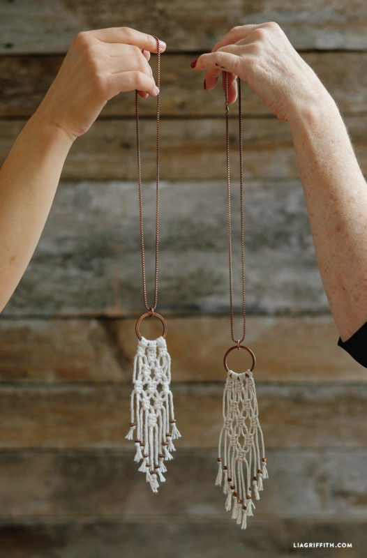 33 Beginner Diy Macrame Craft Amp Project Ideas That Are